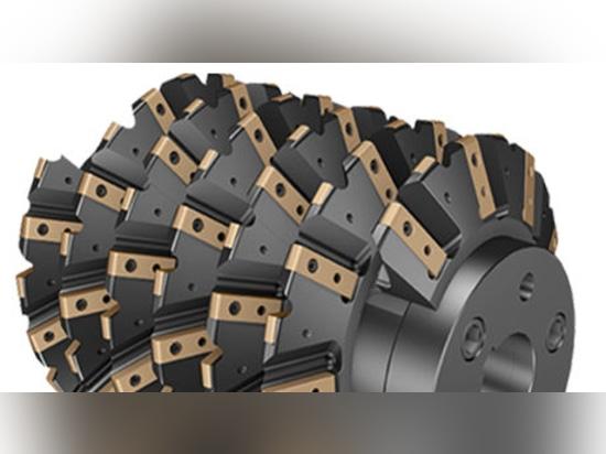 CoroMill 177 Versatile gear milling