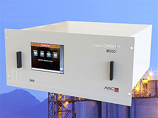 AGC Instruments launches the new 'NovaCHROM'' Online Gas Chromatograph Range