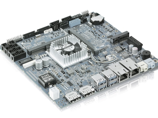 Kontron announces new mITX-BW motherboard: robust with long term availability