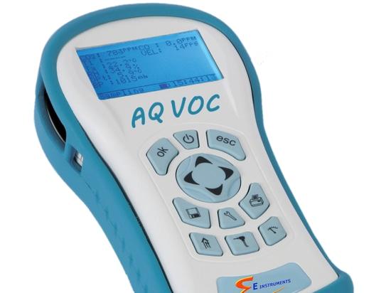 New Handheld TVOC Monitor Released!