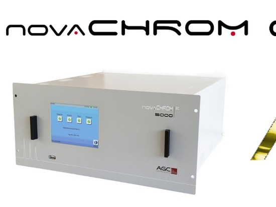 Powerful Sulphur Analysis with guaranteed results using the new AGC NovaCHROM 5000 GC