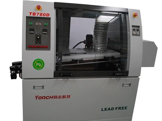 SMT on-line Double Wave Crest Automatic Wave Soldering Machine   TB780D