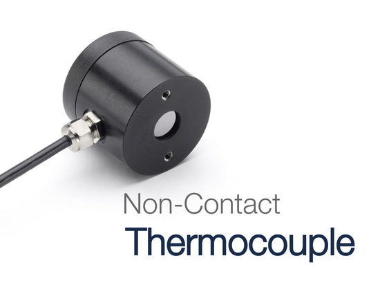 Replace Thermocouples Easily with the New PyroNFC-K Pyrometer