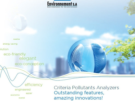 New  E- Series - Air Quality Monitoring Systems