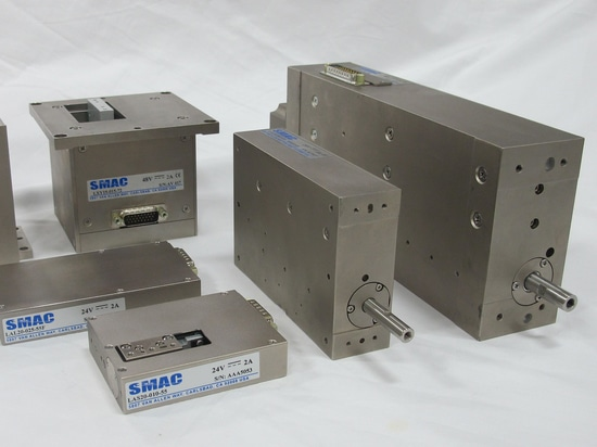 SMAC Moving Coil Actuators Introduces Tech Niches