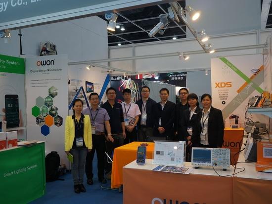 OWON will attend HongKong Electronics Fair (Autumn Edition)