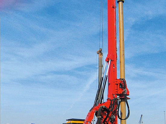 Sany Rotary Drilling Rigs