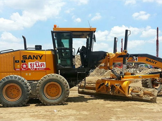 Sany Heavy Industry Maintains Firm Foothold in Thai Market