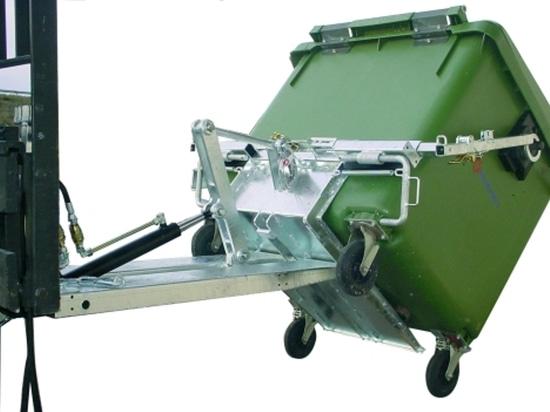 Implement container dumper