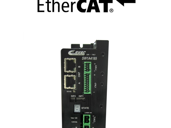 SW1 EtherCAT drives