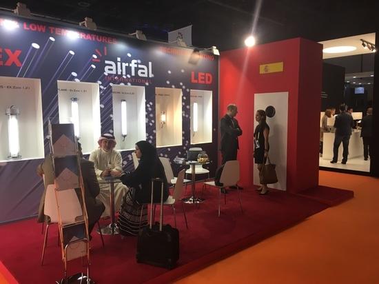 Airfal expands its customer base in Dubai