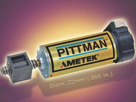 DC022C Series Brush DC Motor by Pittman Motors