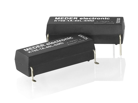 Standex-Meder Electronics announce Reed Relays KT Series for Isolations Control for Solarpanels