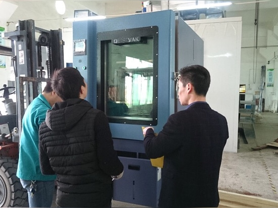 Super large observation window customized for SANWOOD temperature and humidity test chamber