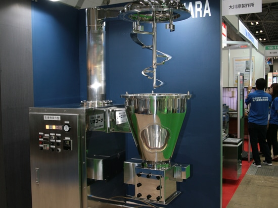 """Conical Vertical Mixer Dryer """"RIBOCONE"""": multi-purpose equipment specially designed to improve your processes"""