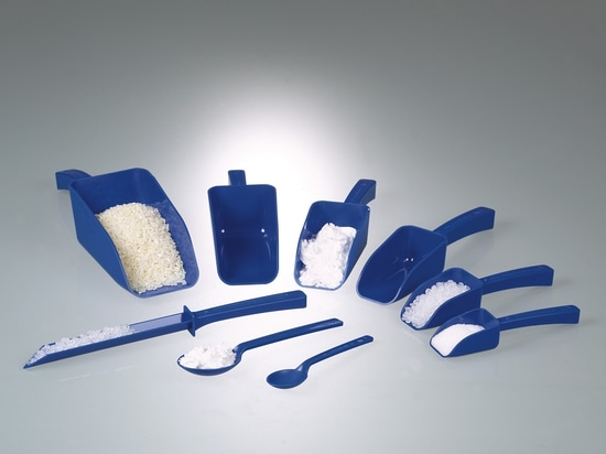 Disposable samplers - blue and detectable