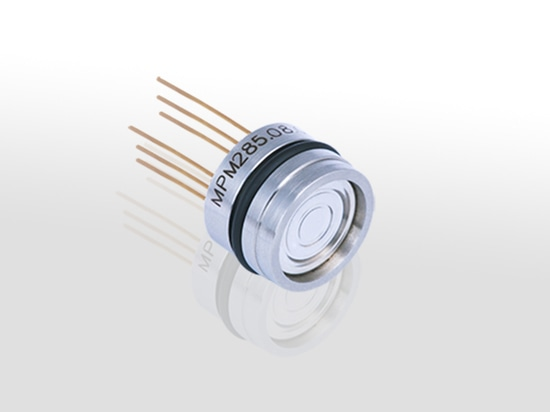 Cost-effective MPM285 Pressure Sensor with 15mm diameter