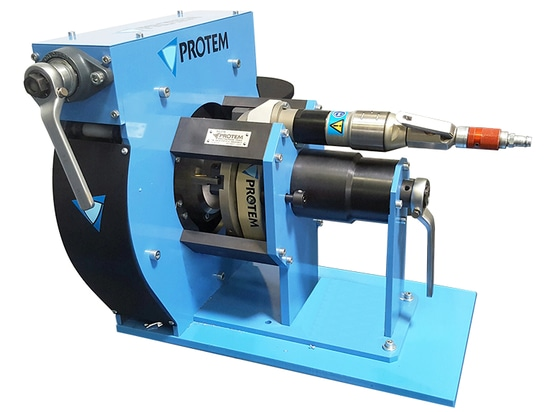 Concentric Clamping Machines