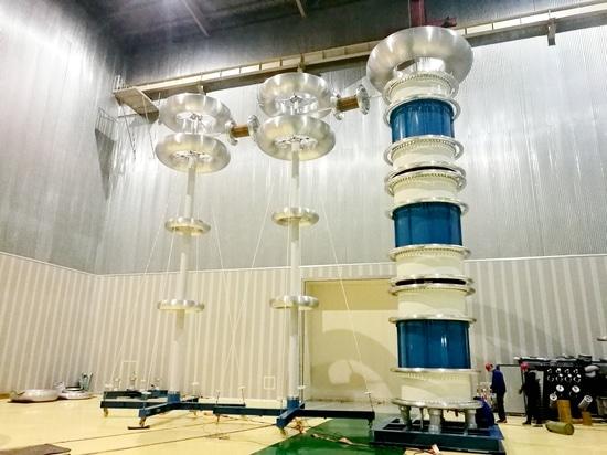 AC Resonant system 900kV 5400kVA