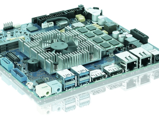 New Kontron Embedded Thin mITX Motherboard – compact, energy-saving and long-term available