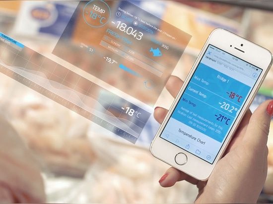 A revolutionary application for transparent and connected supermarkets
