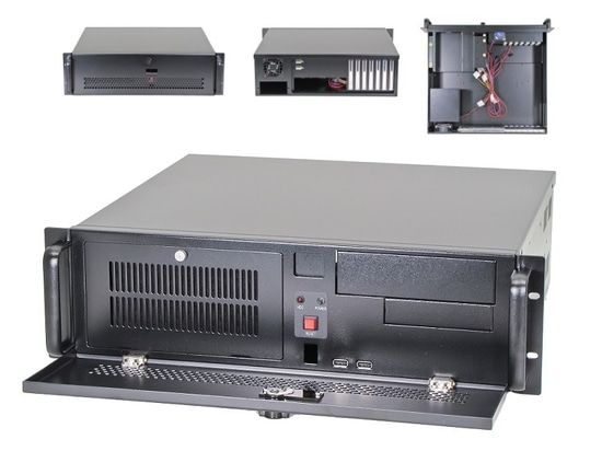 RCK-316M: AICSYS Inc Military/Industrial 3U Rack Server Chassis