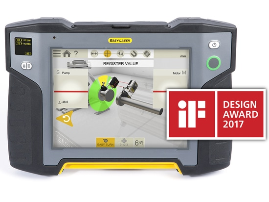 Easy-Laser XT11 Display unit