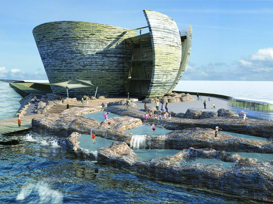 UK TO OPEN NEGOTIATIONS OVER MASSIVE TIDAL LAGOON PROJECT