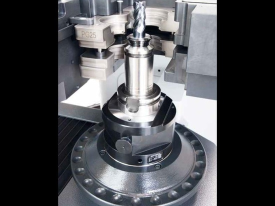 Automated Tool Clamping, Measurement