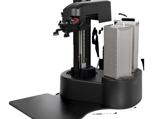 Robotic Microscope Microplate Loader Used to Automate Solubility Testing