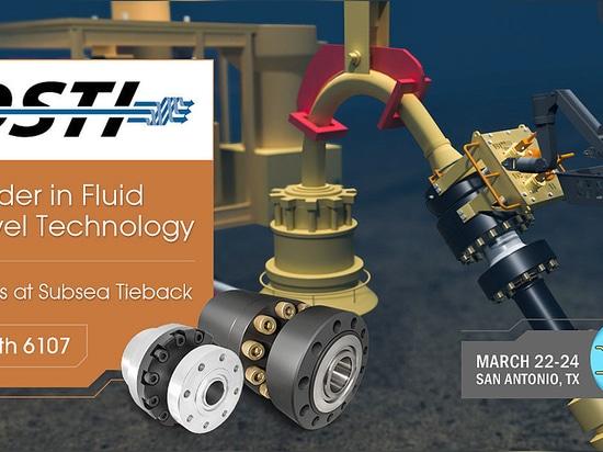DSTI to Attend 2016 Subsea Tieback Exhibition in San Antonio