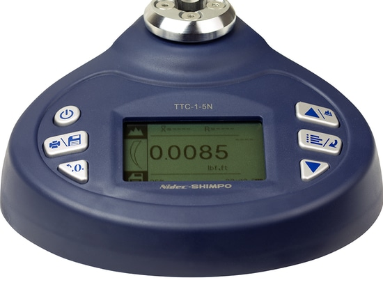 New TTC Torque Tool Tester