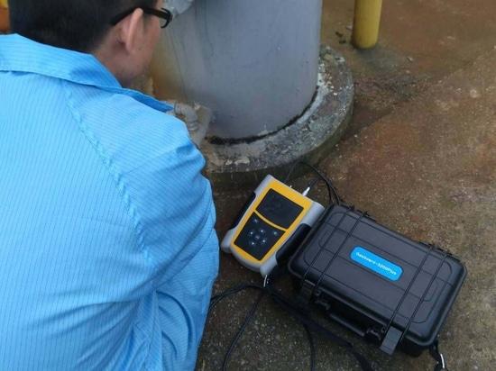 Gasboard 3200plus Handheld Infrared Biogas Analyzer