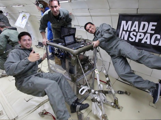 FIRST 3D PRINTER IN SPACE WILL LAUNCH IN SEPTEMBER