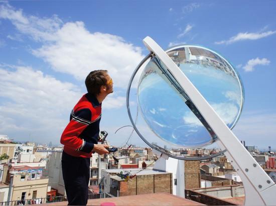 ARCHITECT ENVISIONS MORE EFFICIENT SOLAR ENERGY