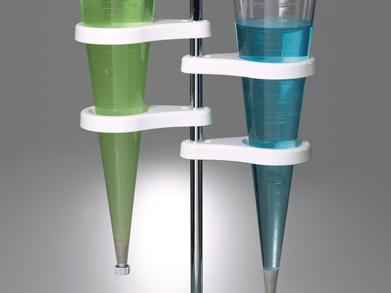 Stand for Imhoff sedimentation funnel