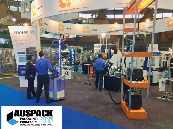 FOCKE MELER PARTICIPATES WITH AUTOMAINT SOLUTIONS AT THE AUSPACK 2017 TRADE SHOW