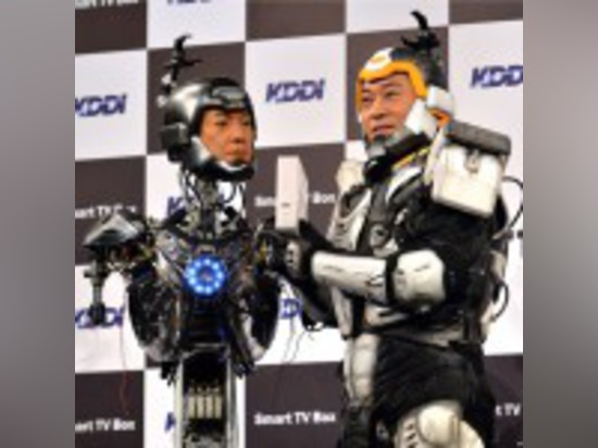 REAL ANDROID MATSUKEN FOR KDDI