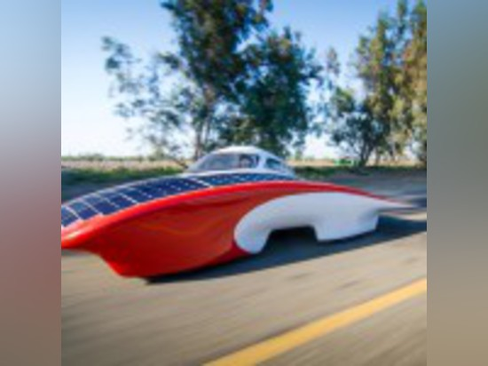 LUMINOS BY STANFORD SOLAR CAR PROJECT