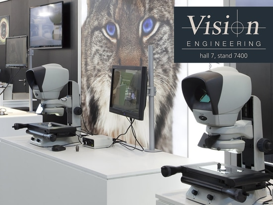 Vision Engineering at the Control - Inspection & Metrology Products