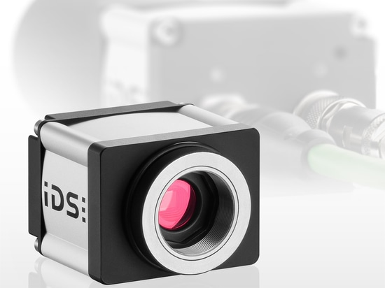 First models in the robust GigE uEye FA industrial camera series