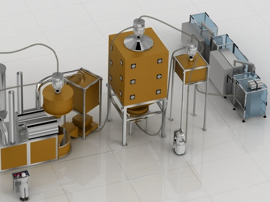 Nilfisk pneumatic conveyors, the secret ingredient for good coffee