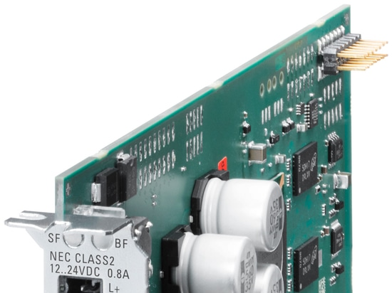 CP1626: New communication processor with Profinet technology for PCIe modules