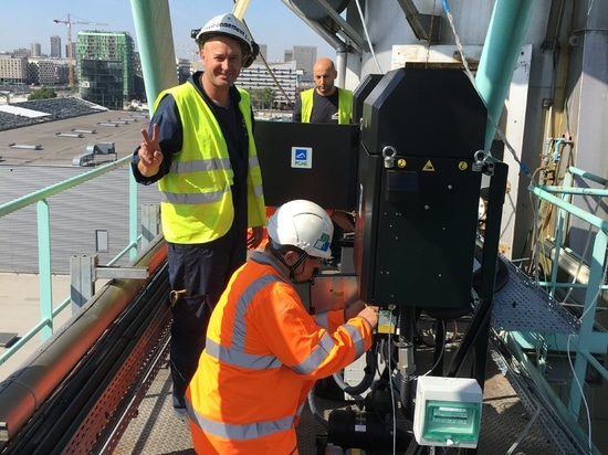 QAL181WS - Wet Stack patriculate monitoring range