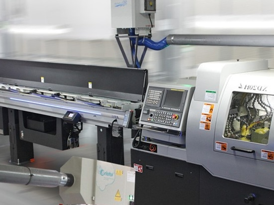 Precision machining centre