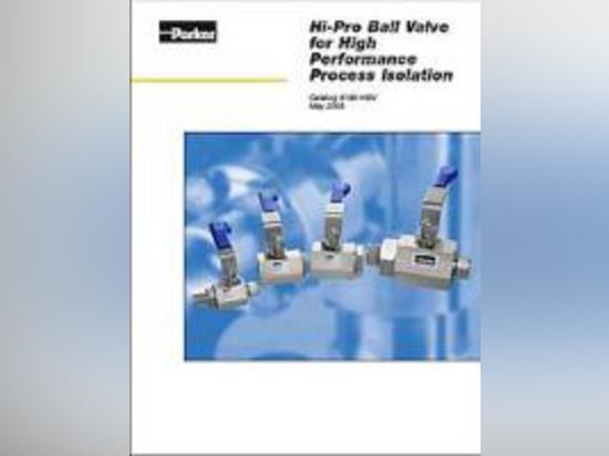 Hydraulic - Hydraulic Valve Literature Guide