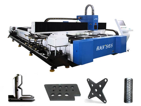 HANS'GS LASER CUTTING MACHINE ORDERS STEADY GROWTH HIGH-POWER LASER INTO THE MARKET DARLING