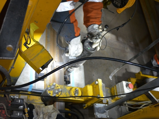 alki TECHNIK participates in the construction of the Gotthard-Base Tunnel – alkitronic torque wrenches facilitate the activities on site