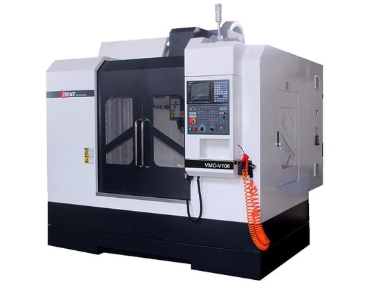 China 3 axis cnc vertical metal machining center for mold making