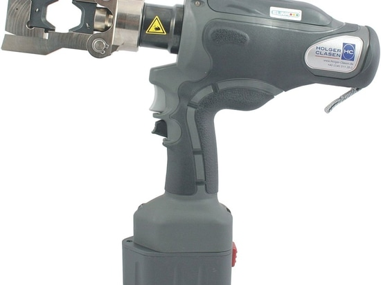 PressMax® 6 Battery-operated hydraulic crimping tool